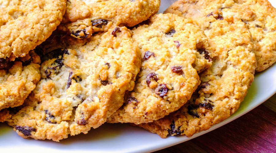 The Oatmeal Cookie Detox